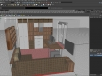office 3D, in viewport