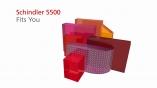 Schindler 5500 Keyvisual